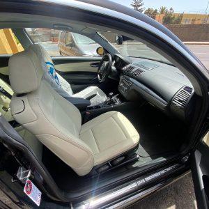 INTERIOR BMW 120 DIESEL