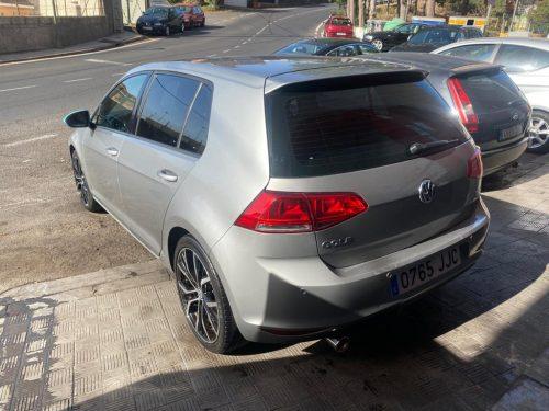 VW GOLF 1.2 TFSI PARTE TRASERA