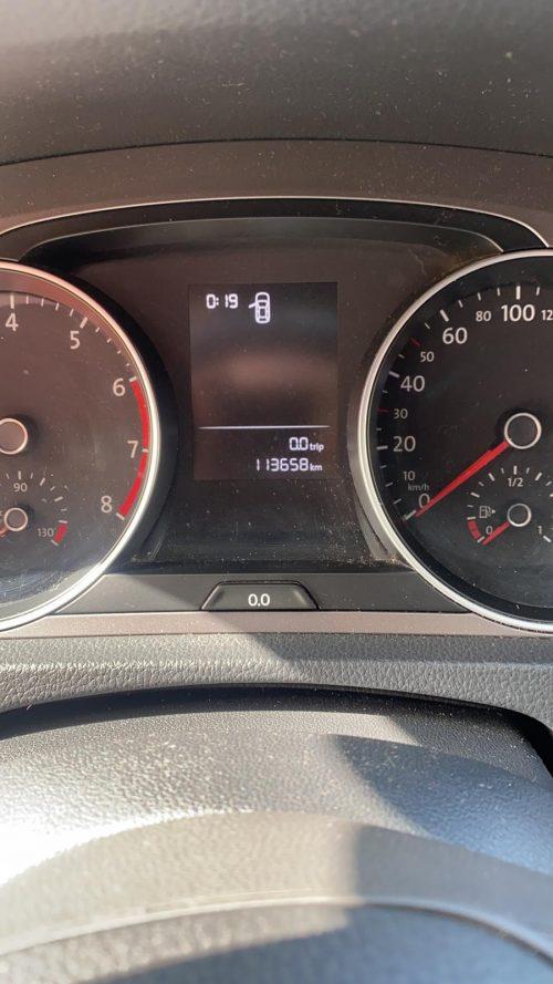 VW GOLF 1.2 TFSI CUADRO